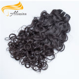 Natural Black Unprocessed 100% Indian Remy Human Hair Weft