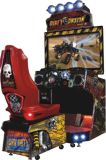 Best Price Supply Arcade Simulator Coin Operated Dirty Drivin Car Racing 42 LCD Electric Motor Simulator Game Dirty Drivin Racing