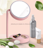 2017 New Design Table Lighting with Beautiful Foldable Makeup Vanity LED Mirror Light