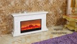 New Type Wall Recessed Electric Fireplace & Wall Mounted Electric Fireplace