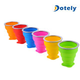 Portable Travel Silicone Cups Outdoor Sports Mugs