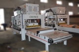 2500mm Long Edge Glued Panel Press with High Frequency (HF) Heating