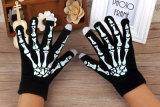 Custom Conductive Fiber Knitted Glove Magic Knitted Glove