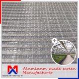 Length 10m~100m Flame Retardant Aluminum Shade Cloth