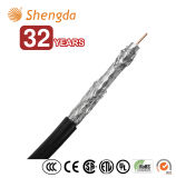 CATV CCTV Rg59/RG6/Rg11/Rg213 Coaxial Cable with 32 Years Warranty