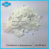 Top Quality Raw Anabolic Steroid Powder 17-Alpha-Methyl-1-Testosterone