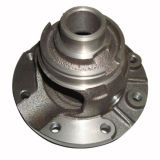 Customized Sand Casting Cast Iron Motor Casting Part