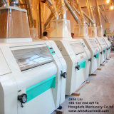Automatic Roller Mill with Maize Flour Mill and Corn Flour Mill