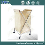 Stainless Steel Canvas Laundry Trolley