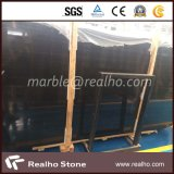 Natural Stone Black Marble for Vanity Top/Kitchen Top/Floor
