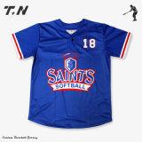 Custom Design Baseball Shirt Baseball Jersey Wholesale