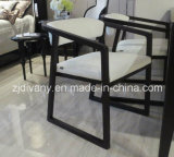 European Modern Style Living Room Wooden Armchair (C-57)