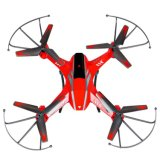 277A8-Counterattack RC Quadcopter Helicopter 2.4GHz 4CH 6 Axis Gyro 360 Degree Eversion One Key Roll