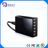 10A 6 Ports USB Charger with Smart IC System