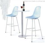 New Design Simple Plastic Dining Bar Chair (SP-HBC242)