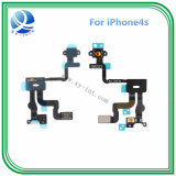 Mobile Phone Power Flex Cable for iPhone 4S Power Button
