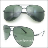 New Fashion Polarized Lens Metal Frame Sunglasses for Man