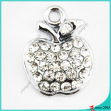 Hot Sale Crystal Apple Pendant Jewelry for Necklace