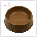 360g Cat/Dog Food Feeding Bowls, Bamboo Pet Feeders