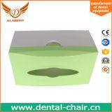Dental Chair Tissue Box Cover Green Color Tissue Box