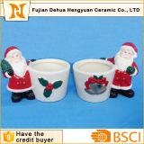 Christams Gift of Ceramic Desk Flower Pot for Decoration