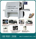 Hc 30-150mm Thickness Multi-Blade Circular Saw