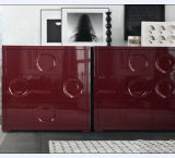 Hotel Used Modern Display Lacquer Cabinet