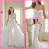 Lace Bridal Formal Gowns Mermaid Wedding Dresses Y11652