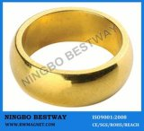 High Performance Neodymium Gold Coated Magnet