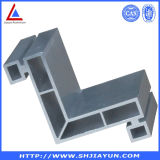 Hollow Section Aluminium Profile Part