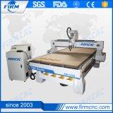 1300*2500mm (4′x8′) Wood CNC Milling Machine