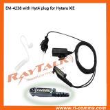 Surveillance Kit Acoustic Tube Earpiece for Hytera Pd602/X1e/X1p