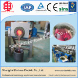Induction Heating Small Type Silver Melting Furnace for Sale