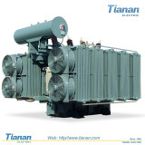 170 kV, 4 - 40 MVA Power Transformer / Oil-Filled