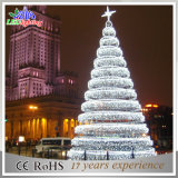 5m Outdoor LED 3D Christmas Spiral Tree Holiday Decoration Lights