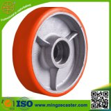 Welding Tables Heavy Duty PU Wheels Caster with Roller Bearing