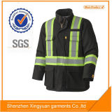 Anti-Cold Fir Resistant Winter Workwear Coat/Flame-Resistant Workwear