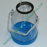Transparent and Clear Measuring Plastic Bucket
