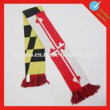 Custom Soccer Acrylic Jacquard Football Scarf