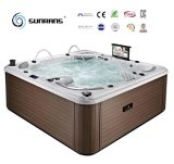 Acrylic Balboa Jacuzzi Outdoor SPA Hot Tub