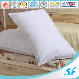 Satin Piping 20% Down and Feather Pillow for Home