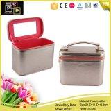 Fashion Popular Leather Jewelry Storage Box (8162)