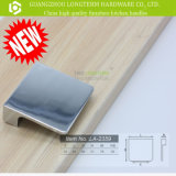Deburr 60 mm Cc L Shape Simple Kitchen Accessory Furniture Handle