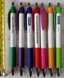 Promotional Plastic Ballpen with Logo