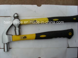 21mm British Type Claw Hammer with PVC Handle