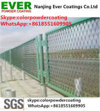 Thermoplastic Powder Coating for Highway Fence