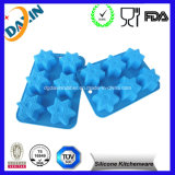 Customized Silicone Ice Cube Tray Perfect Cube Ice Tray