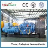 600kw Diesel Electric Generator Mtu 4-Stroke Engine Power Generator