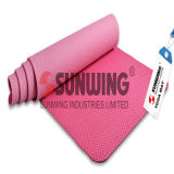 Colorful Branded Double Color Yoga Mat