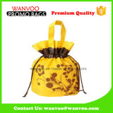 Popular Style Drawstring Bag with Handle for Cleaning Products